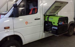 S12000 im Montagewagen