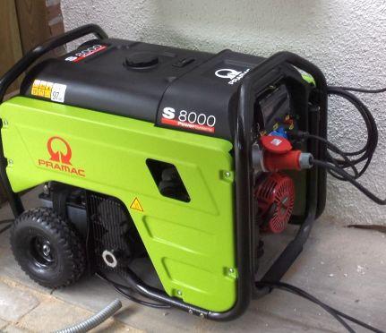S8000 mit Notstromautomatik